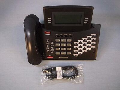 Telrad Avanti 79-620-1000b Black Telephone