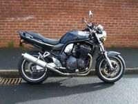 Suzuki GSF 1200 Bandit, 2000 W reg, 21k, 3 owners, 12mths MOT, nice clean condition, runs great