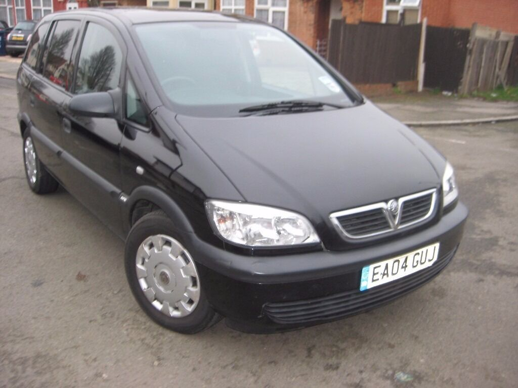 2004 vauxhall zafira 1 8 life auto automatic full service history hpi clear poss px in acton. Black Bedroom Furniture Sets. Home Design Ideas