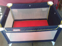 Little Tykes Baby Play Pen in Travel Bag Very Good Condition £20