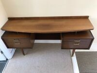 Vintage Retro Teak G-PLAN Desk