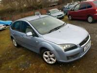 AUTOMATIC 1.6 FORD FOCUS, ANY PART EX WELCOME,MOT, WARRANTED LOW MILEAGE, SMOOTH DRIVE,