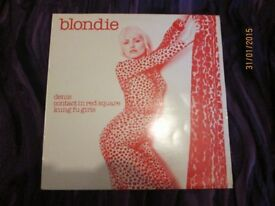 RARE 80S BLONDIE DENIS DENIS 12 INCH SINGLE HAVE MORE BLONDIE FOR SALE