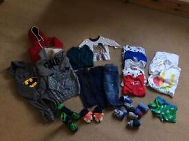Boys clothes bundle 6-9months - ONO