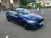 BMW 335I M SPORT LCI AUTO 2009 (59) SUNROOF SAT NAV F/S/H UNDER BMW WARRNTY LOW MILES HPI CLEAR