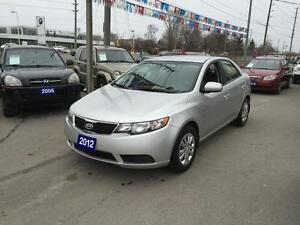 2012 Kia Forte LX - Just arrived! Carproof clean!