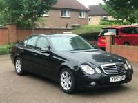 2007 / 57 Plate Mercedes Benz E Class 220 Cdi Executive Auto