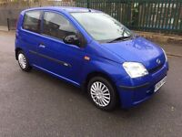 Daihatsu CHARADE 2004 cheap bargain auto automatic 1.0 small car 2 door blue
