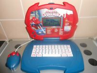 THE ULTIMATE SPIDER-MAN LAPTOP
