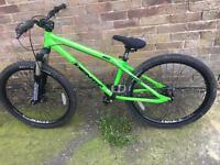 Identity gusset 666s BMX jumping bike £125