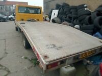 2006 ford transit recovery truck spare or repairs