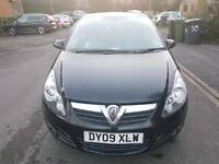 Vauxhall Corsa 1.2 SXI A/C 5dr Hatchback manual petrol Low Mileage FULL SERVICES HISTORY Dealer