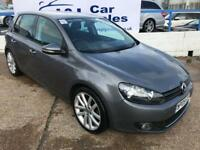 VOLKSWAGEN GOLF 2.0 GT TDI 5d 138 BHP A GREAT EXAMPLE INSIDE AND OUT (grey) 2009