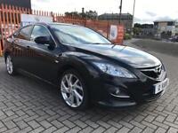 2011 (11) Mazda 6 2.2 D Takuya 5dr / 91K FSH / 12 Months MOT / 6 Months Warranty