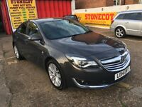 2014 VAUXHALL INSIGNIA 1.8 SRI PETROL 1 OWNER 27 000 MILES IMMACULATE CONDITION