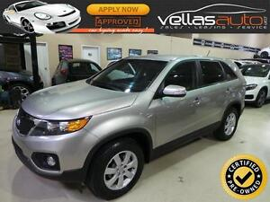 2012 Kia Sorento LX LX|BLUETOOTH| PWR WINDOWS| PWR LOCKS| KEY...