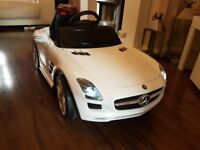 Kids electric mercedes with remote control