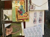 Various lot of crafts
