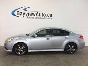 2013 Subaru LEGACY - AWD! HEATED SEATS! BLUETOOTH! CRUISE! A/C!