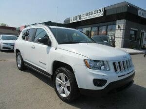 2013 Jeep Compass North Edition (4x4, Automatic, A/C)