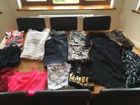 Bundle ladies clothes size 8