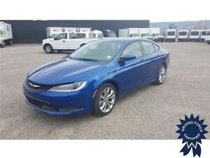 2016 Chrysler 200 S All Wheel Drive, 32,406 KMs, 3.6L Gasoline