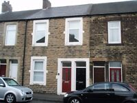 A Two Bedroom First Floor Flat, located just off Consett town centre.