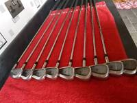 TAYLOR MADE 200 SERIES STEEL IRONS