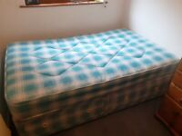 Small Double Bed 4' wide