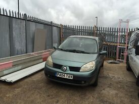 Renault Megan scenic for sale