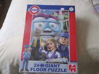 Giant Floor Puzzle - Underground Ernie