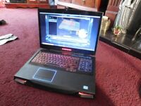 Alienware Gaming Laptop M17xR4.