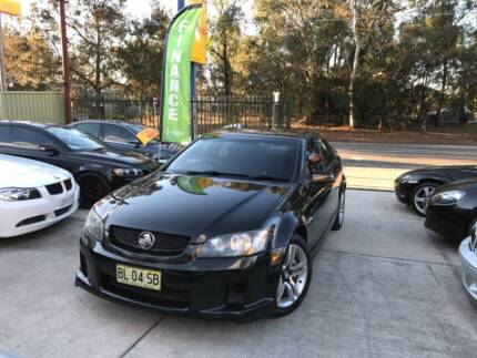 MANUAL 2008 Holden Commodore SS V8 6.0L 6 Spd SPORTS LOGBOOKS