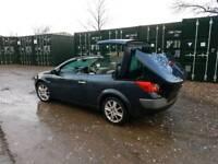 Renault Megane convertable diesel cheap
