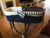 New with tags carrycot