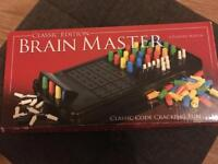 Retro game Brain master