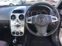 2008 (08 reg) Vauxhall Corsa 1.2 i 16v SXi 5dr Hatchback Petrol 5 Speed Manual