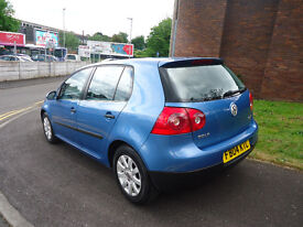 2004 VW GOLF FSI SE TOP CONDITION FULL SERVICE HISTORY COME WITH 12 MONTHS CLEAN CAR
