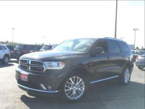 2016 Dodge Durango LIMITED**DUAL DVD**LEATHER**SUNROOF**NAV**