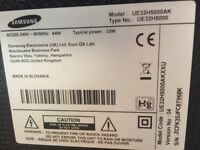 Samsung UE32H5000 32 Inch Full HD 1080p LED TV With Freeview HD