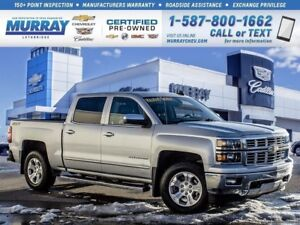 2015 Chevrolet Silverado 1500 LTZ**Heated/Cooled Seats! Tow Pack