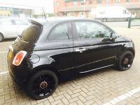 "Fiat 500 0.9 hatchback for sale ""TAX FREE"""