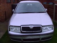 Skoda Octavia 1.9TDI Automatic Spares/ Repair/ Full Car