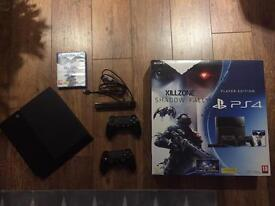 PlayStation 4 - Player Edition (PS4 500GB Black Console)