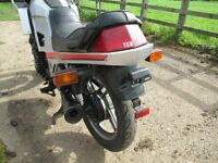 Very clean Yamaha XJ650 Turbo US Import project. Very rare in this condition