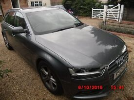 Audi A4 Estate 2.0 TDi AUTOMATIC