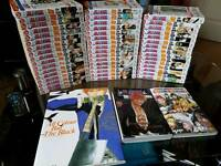 REDUCED Bleach manga 1 - 48 plus 3 other books