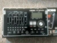 Boss br800 multi-track recorder (like new)