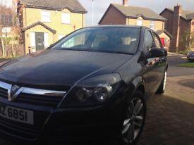 2006 black Vauxhall Astra 1.4. (Corsa,Leon,golf)