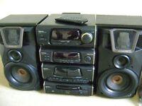 Technics Hi-Fi with Remote - Hellesdon